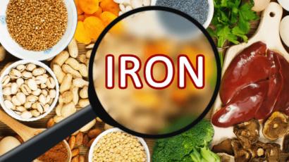 शरीर में आयरन के फायदे (Benefits of Iron)