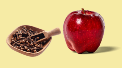 एप्पल और लौंग के फायदे – Apple and Cloves Benefits