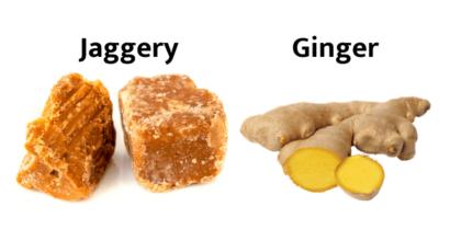 गुड़ और अदरक के फायदे – Jaggery and Ginger Benefits