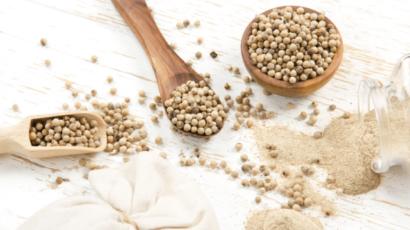 सफेद मिर्च के फायदे और नुकसान – White Pepper
