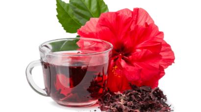 गुड़हल की चाय के फायदे और नुकसान – Hibiscus Tea