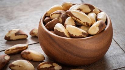 ब्राजील नट्स के फायदे और नुकसान – Brazil Nuts in hindi