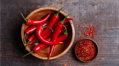 लाल मिर्च के फायदे और नुकसान – Cayenne Pepper