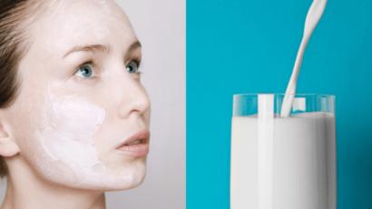 स्किन पर कच्चा दूध लगाने के फायदे एवं नुकसान