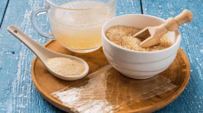 जिलेटिन के फायदे और नुकसान – Gelatin Benefits