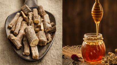 मुलेठी और शहद खाने के फायदे – Mulethi & Honey