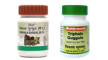त्रिफला गुग्गुल के फायदे और नुकसान – Triphala Guggul