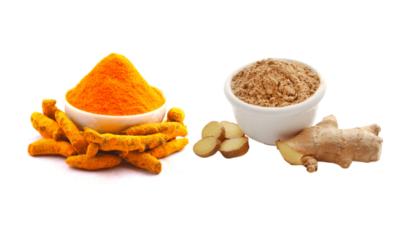 हल्दी और सौंठ के फायदे – Benefits of Turmeric and Ginger Powder
