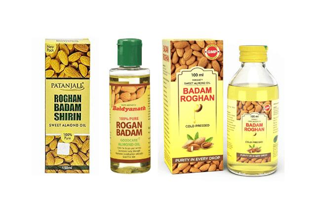 बादाम रोगन तेल के फायदे और नुकसान – Almond Rogan oil