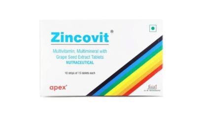 Zincovit के फायदे – Benefits of Zincovit